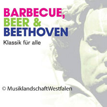 Barbecue, Beer & Beethoven - Musik:landschaft Westfalen Tickets