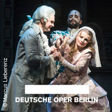 Karten für Der Barbier von Sevilla - Deutsche Oper Berlin in Berlin
