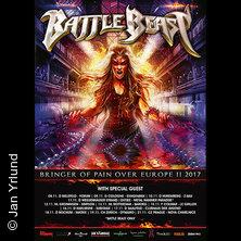 Battle Beast in BREMEN, 22.11.2017 - Tickets -