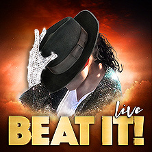 BEAT IT! - Das Musical über den King of Pop! in OFFENBURG * Oberrheinhalle Offenburg,