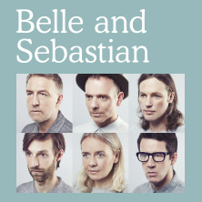 Belle and Sebastian in Frankfurt am Main, 18.02.2018 - Tickets -