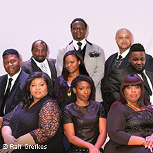 Rev. Gregory M. Kelly & the Best of Harlem Gospel in HEILBRONN * Festhalle Harmonie Heilbronn,