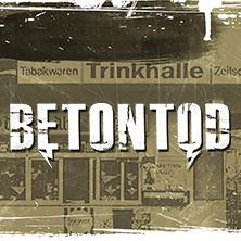 Betontod - Trinkhallen Tour 2018 in GEISELWIND * MusicHall Strohofer,