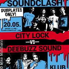 Big League Soundclash in WUPPERTAL * KLUB,