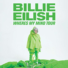 Billie Eilish - Don't Smile At Me Tour 2018 Tickets
