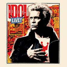 Billy Idol in REGENSBURG * Donau-Arena,
