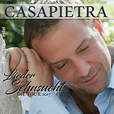 Björn Casapietra: Lieder Der Sehnsucht Tickets