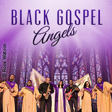 Black Gospel Angels: Live 2018 in LANDSHUT * Rathaus-Prunksaal,