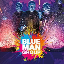 Show: Blue Man Group Tour Karten
