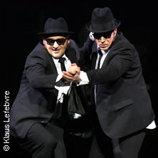 Die Blues Brothers - Theater Hagen in HAGEN * theaterhagen, Großes Haus,