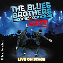 The Blues Brothers Approved in LEIPZIG * Haus Auensee,