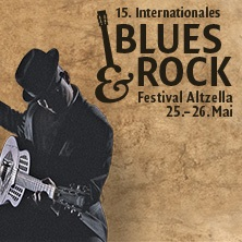 15. Int. Blues & Rock Festival Altzella