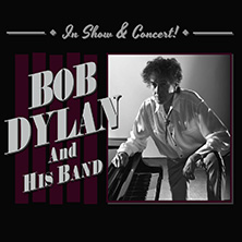 Bob Dylan And His Band in Bielefeld, 21.04.2018 -