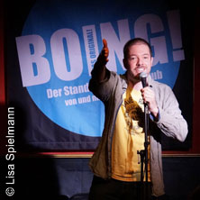 Boing Special: English Comedy Night Tickets