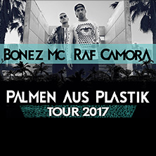 Hiphop & Black: Bonez Mc & Raf Camora Karten