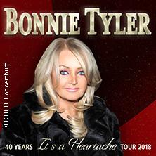 Bonnie Tyler in Mannheim, 11.03.2018 - Tickets -