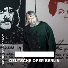 Karten für Boris Godunow - Deutsche Oper Berlin in Berlin