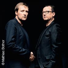 Matthias Brandt & Jens Thomas mit ANGST in PADERBORN * PaderHalle,
