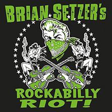 Brian Setzer's Rockabilly Riot! Tickets
