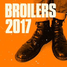 Rock & Pop: Broilers Karten