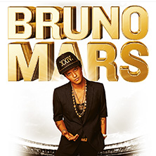 Bruno Mars in Düsseldorf, 02.07.2018 - Tickets -