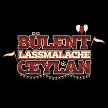 Bülent Ceylan: LASSMALACHE - neues Programm in ALSFELD * Hessenhalle Alsfeld,