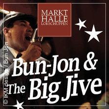Lok-Swing - Bun-Jon and The Big Jive in AHLEN * Lokschuppen / Zeche Westfalen,