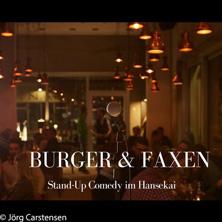 Burger & Faxen Im Hansekai Hamburg Tickets