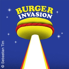 Burger Invasion in HAMBURG * Molotow