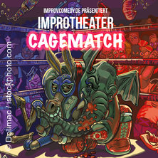 Cagematch - Improvisationstheater Tickets