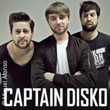 Captain Disko Tickets