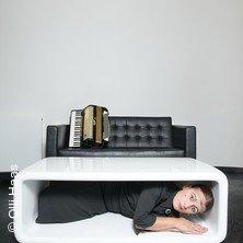 Carmela De Feo: La Signora - Die Schablone in der ich wohne in HERNE * Flottmann-Hallen Herne,