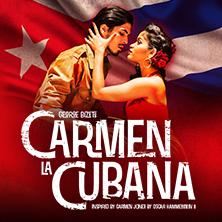Carmen La Cubana in FRANKFURT / MAIN * Alte Oper Frankfurt,