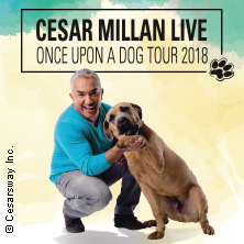 Cesar Millan: Once Upon A Dog Tour 2018 in MÜNSTER * Messe+Congress Centrum Halle Münsterland