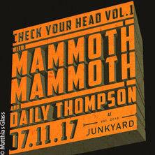 Karten für Check Your Head I - Junkyard Dortmund in Dortmund