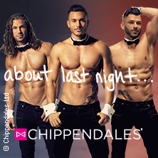 Chippendales 2018: ?About last night?? in FREIBURG * SICK-ARENA, Messe Freiburg,