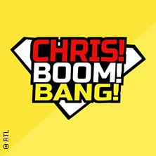Chris! Boom! Bang! in DÜSSELDORF, 22.11.2017 -