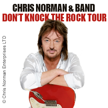 Weitere Konzerte: Chris Norman: Don't Knock The Rock - Tour 2018 Karten