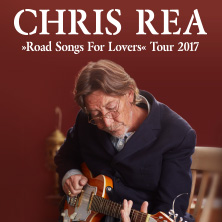 Chris Rea: Road Songs For Lovers Tour 2017