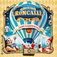 Circus Roncalli in BREMEN, 22.11.2017 - Tickets -