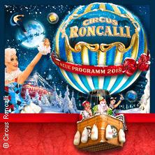 Circus Roncalli Karten für ihre Events 2018