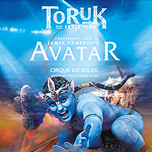 Special Tickets: Cirque Du Soleil Toruk Karten