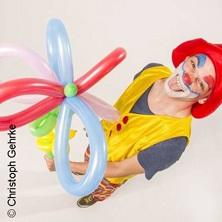 Clown Pepe Kinderparty:Kinderparty Zum Mitmachen Tickets