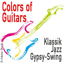 Colors of Guitars in HAMBURG, 09.06.2018 - Tickets -