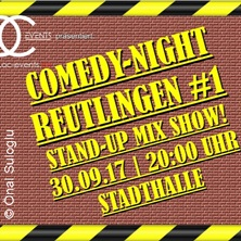 Comedy-Night Reutlingen #1