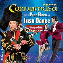 World of Pipe Rock and Irish Dance in KREFELD * Seidenweberhaus Krefeld,