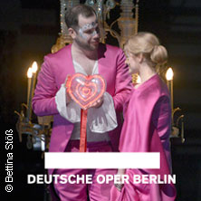 Cosi Fan Tutte - Deutsche Oper Berlin Tickets