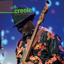 Festivals: 6. Creole Berlin Brandenburg Karten