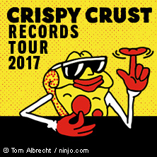 Drunken Masters und ESKEI83 - Crispy Crust Records Tour 2017