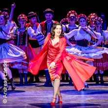 Die Csárdásfürstin - Theater Magdeburg in MAGDEBURG * Bühne im Opernhaus,